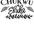 Chukwu Ebuka - Igbo Christian inspired T-Shirt by Learn Igbo Now