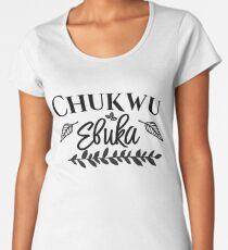 Chukwu Ebuka - Igbo Christian inspired T-Shirt Women's Premium T-Shirt