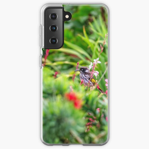 Honey Eater, Bushy Lakes Samsung Galaxy Soft Case