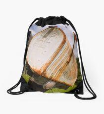 Rural Mailbox Drawstring Bag