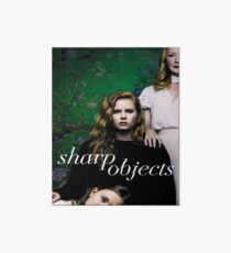 Sharp Objects series Art Board