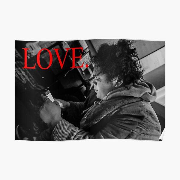 Love w/ Zacari P Poster