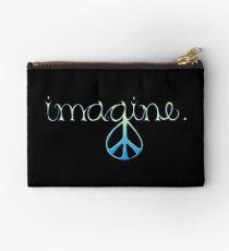 PEACE IMAGINE Studio Pouch
