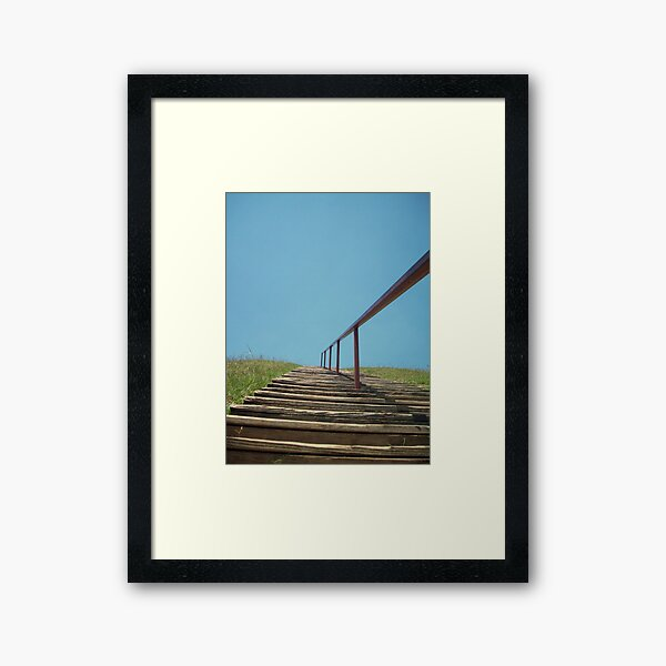 Stairway to Heavan Framed Art Print