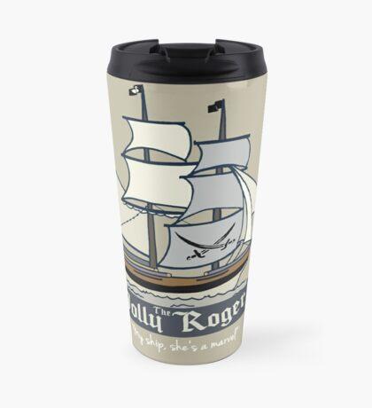 The Jolly Roger Travel Mug