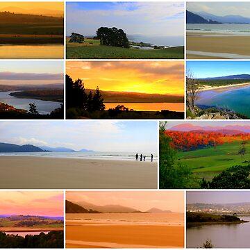 Tassie Rivers , Beaches & Sunrises* by varmifsud