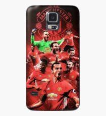 Manchester United Case/Skin for Samsung Galaxy