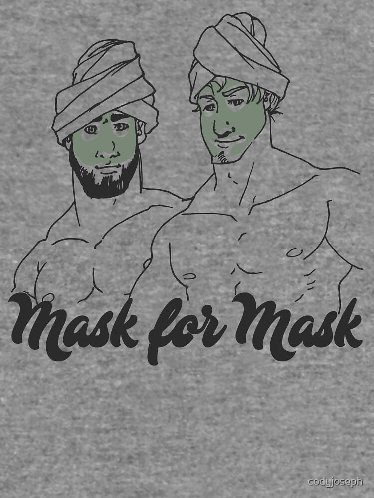 Mask for Mask by codyjoseph