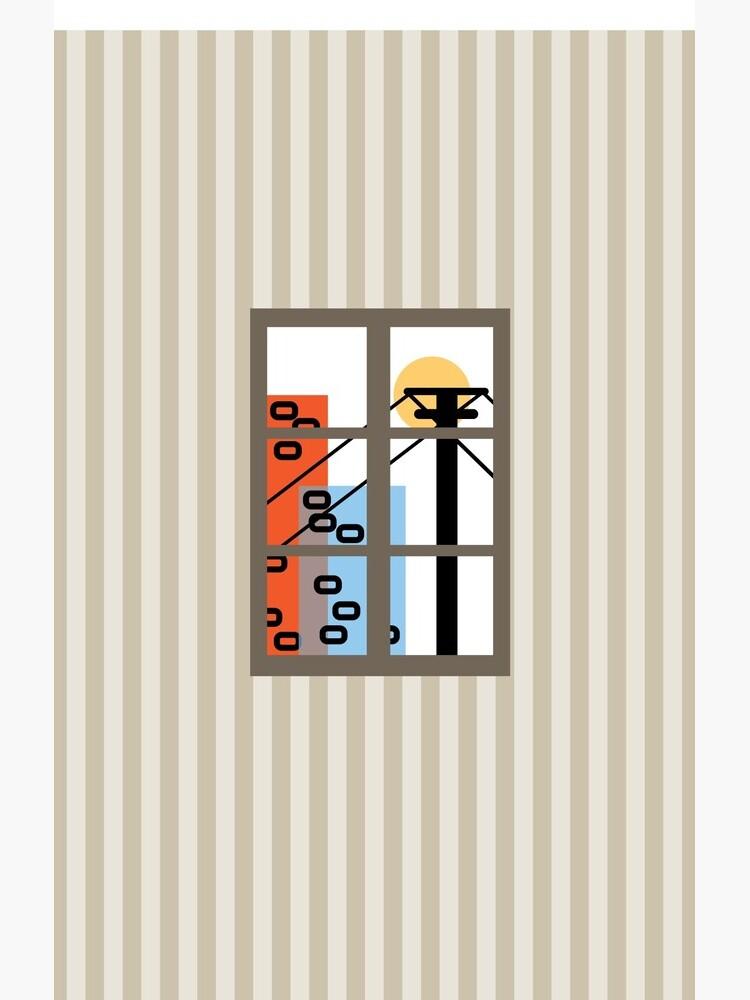 Wide Window by Elriba