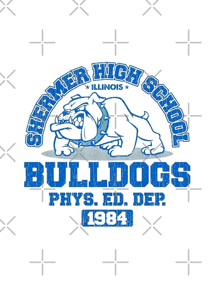 SHERMER HIGH SCHOOL von trev4000