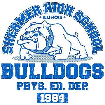 SHERMER HIGH SCHOOL by trev4000