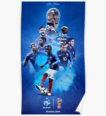 France Poster Poster