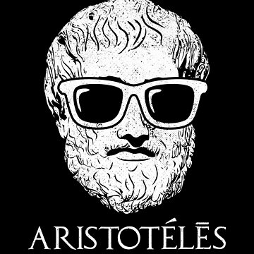 Father Of Political Science Aristotle Philosopher Tshirt by zeno27