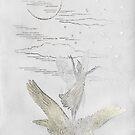 "Vintage Book Cover - ""Die graue Fee"" von lollylocket"