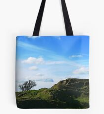 Sky Cley Tote Bag