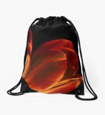 Scarlet Drawstring Bag
