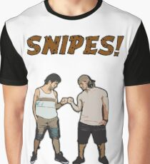 Snipes! Graphic T-Shirt