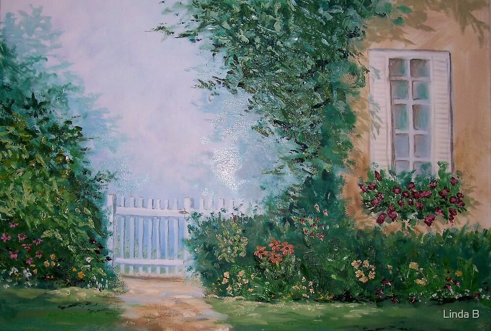 Front yard serenity by Linda B