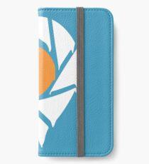 Eggperture Science iPhone Wallet/Case/Skin