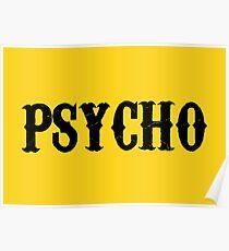 Post Malone Psycho Poster