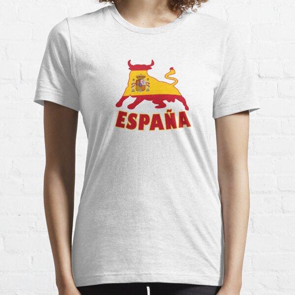 Spanien Stier Essential T-Shirt