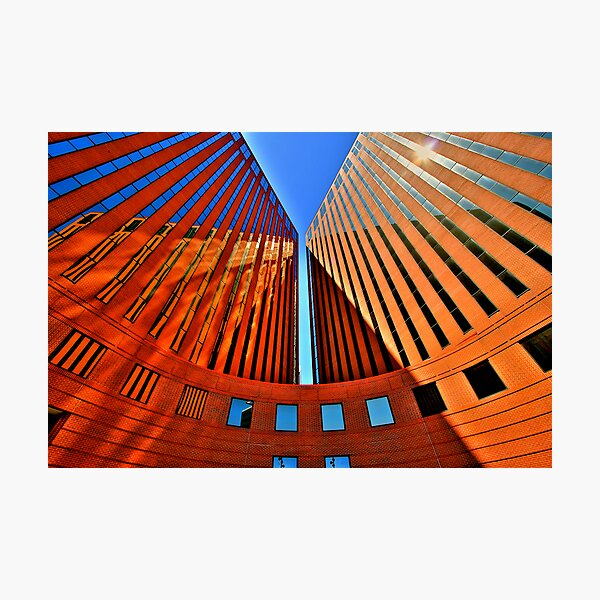 Courtyard Photographic Print