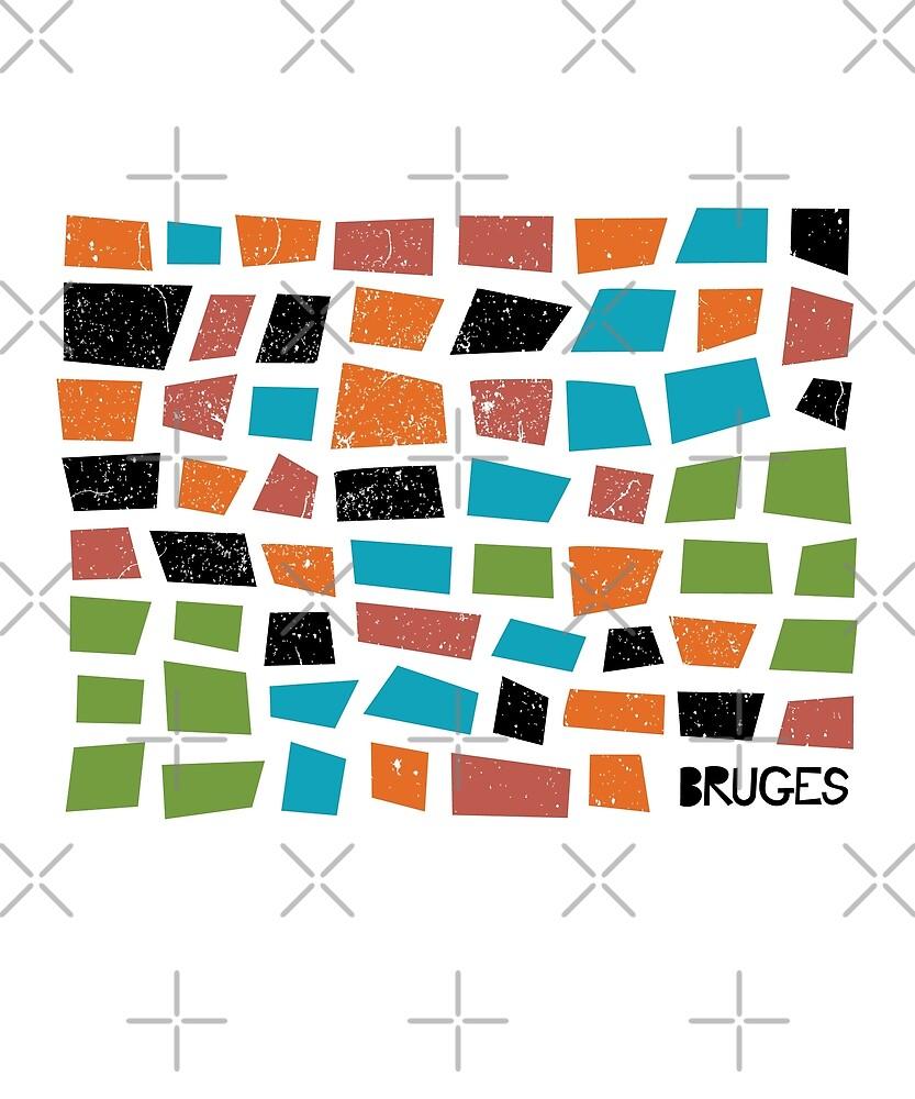 Cobbles of Bruges by designkitsch