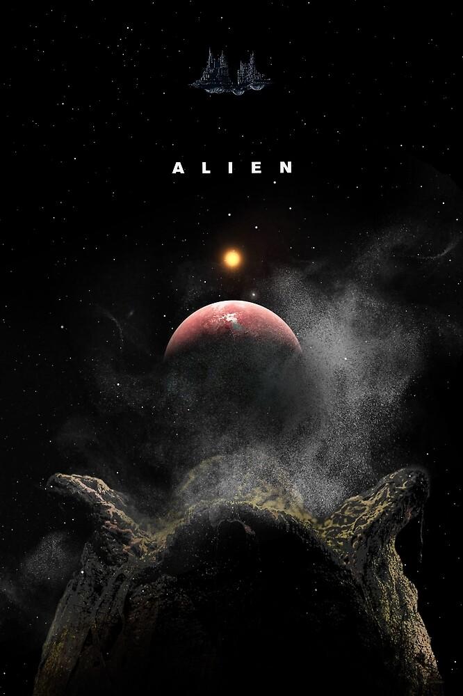 Alien by edgarascensao