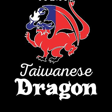 Dragon Taiwanese Flag Taiwan  by countryflags