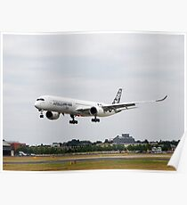 Airbus A350-1000 Poster