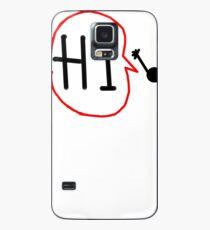 Hi Case/Skin for Samsung Galaxy