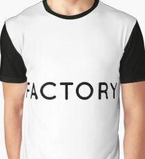 Factory industrial  Graphic T-Shirt
