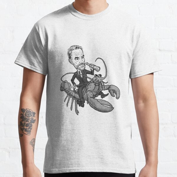 Lobster Rider Classic T-Shirt