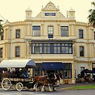 Devonport, Auckland, New Zealand photograph by Vic Potter by Vic Potter