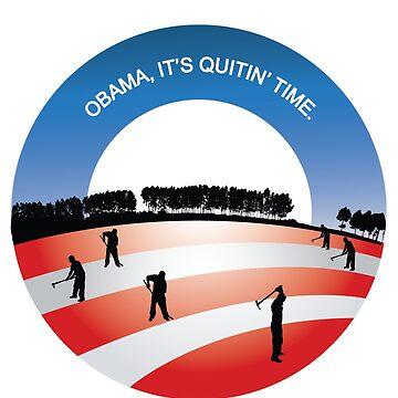 Obama Parody #2 by AlternativeArt