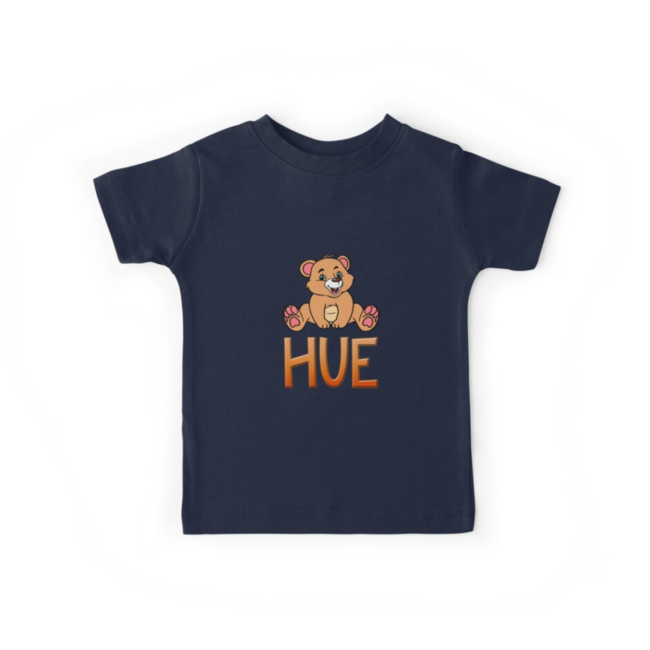 Hue Bear Mug by Shirtiker