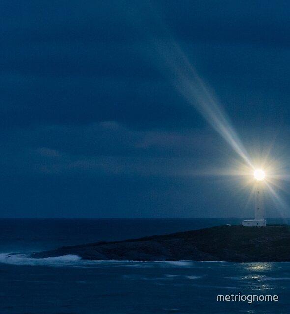 The Leeuwin Light by metriognome