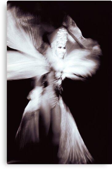 Showgirl by John Douglas
