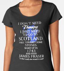 Outlander Merch Women's Premium T-Shirt