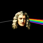 The Dark side of Isaac Newton by lucamendieta