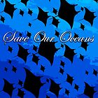 Manta ray - Save Our Oceans by ppcapel