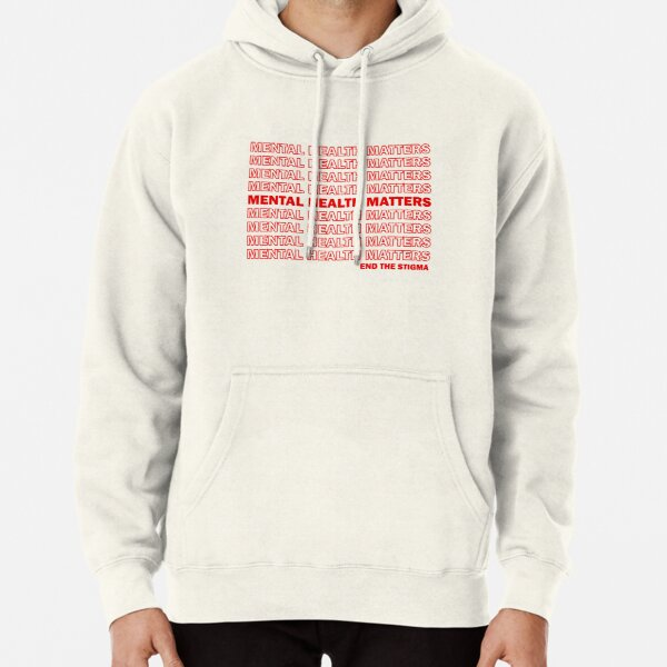 End the Stigma Pullover Hoodie