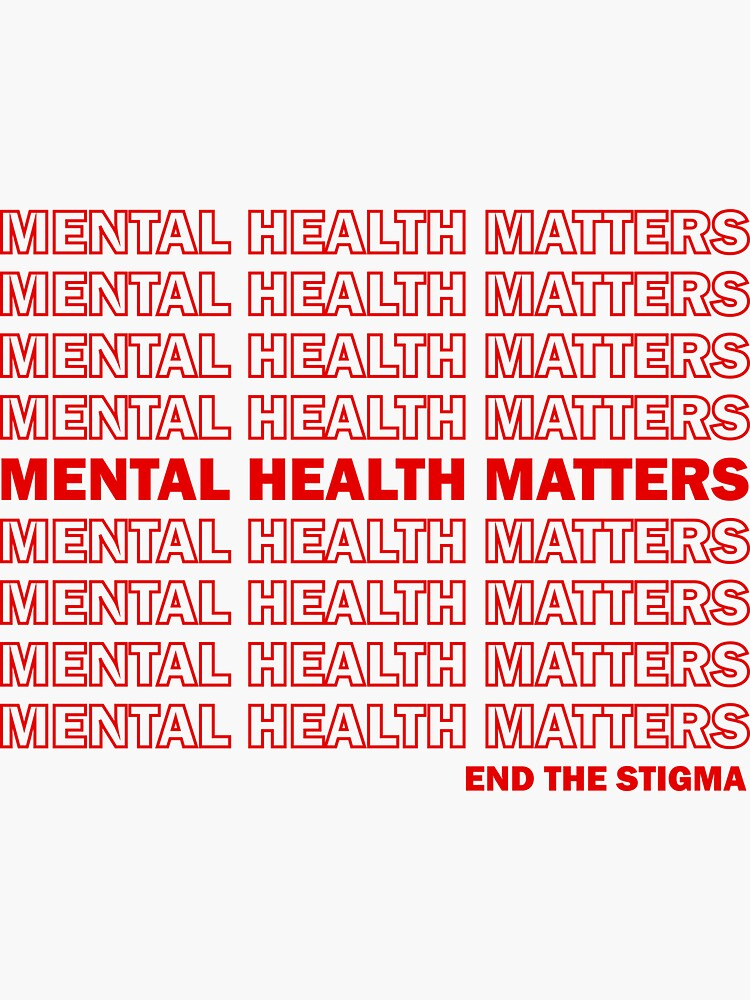 End the Stigma by mimimeeep