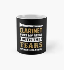 I Wet My Reeds With The Tears Of Brass Players Mug