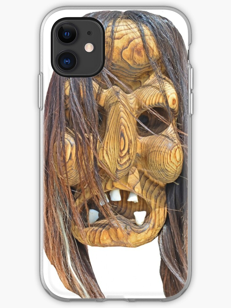 Wood Witch iphone case