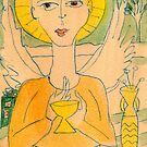 angel and interior 2 by catherine walker