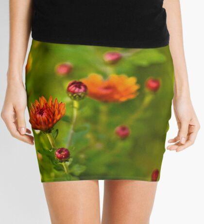 Fall Fantasy  Mini Skirt