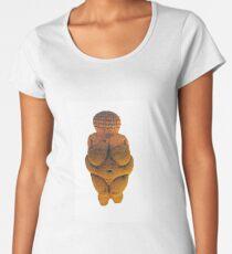 Prehistoric Fat Woman Women's Premium T-Shirt