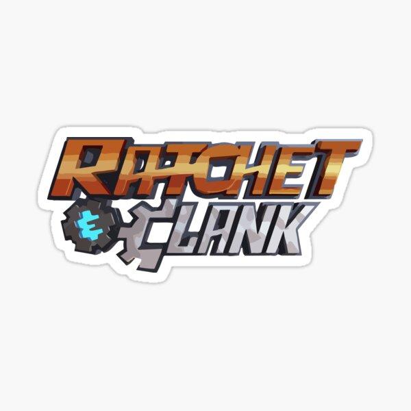 Ps4 Trinquete y Clank Pegatina