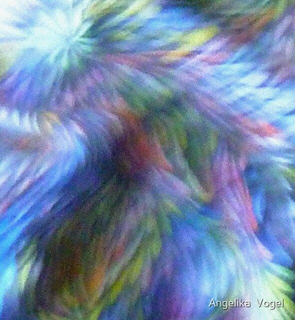 Kunterbunt ... Flying Colours by Angelika  Vogel